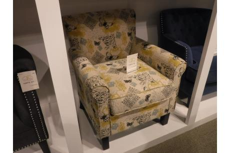 ACCENT CHAIR, PATTERN/1106F1S